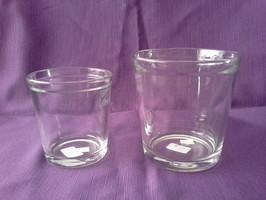 Macetas de cristal para orquídeas