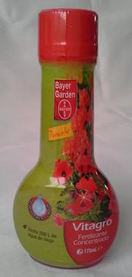 Vitagro plantas con flor